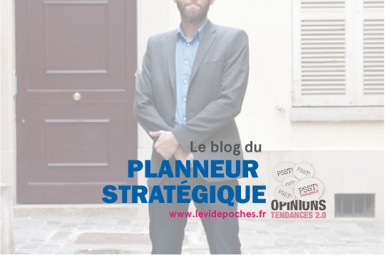 Le vide poches du planneur strategique by jeremy dumont logo