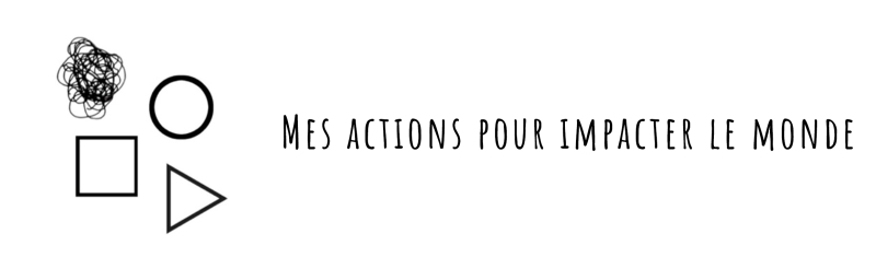 Mes actions blabal